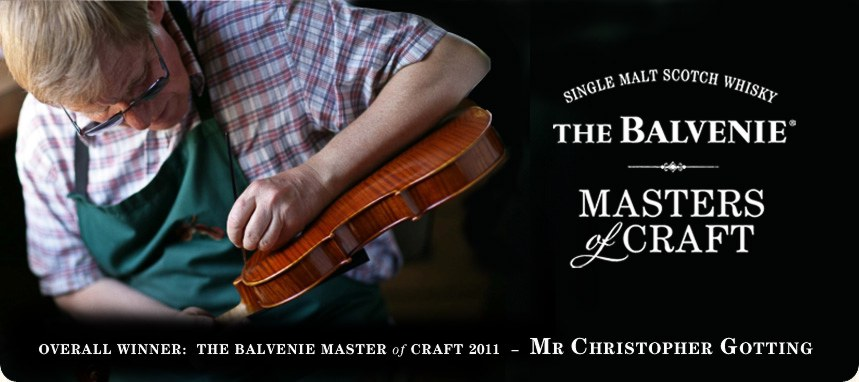 balvenie overall master of crafts 2011